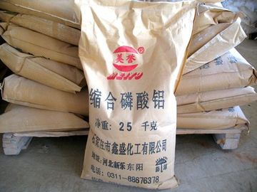 China Mono Aluminium Phosphate Powder High Temperature Corrosion Resistant Coatings supplier