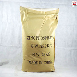 China Anticorrosive Zinc Phosphate Coating Powder , Anti Rust Paint Pigment Powder supplier
