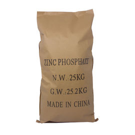 China Powder Coating Plant Standard Zinc Phosphate Pure Powder Pigment 7779-90-0 supplier