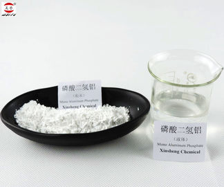 Curing Agent Mono Aluminum Phosphate White Powder High Temperature 13530-50-2