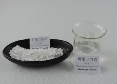 China Unshaped Refractory Materials Mono Aluminum Phosphate Colorless Liquild factory