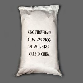 China Zinc Phosphate Professional Anti Corrosive Pigments For Industrial Waterborne Paint factory