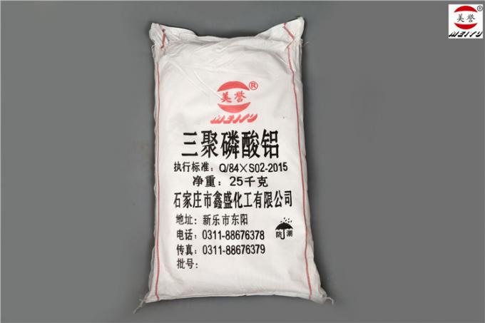 Anti Corrosion Chemicals AL Tripolyphosphate Solvent Based Coatings White Powder