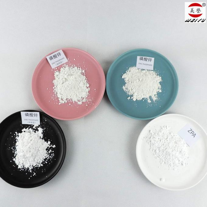 CAS 7779-90-0 Zinc Phosphate Pigment , White Pigment Powder For Steel Protection