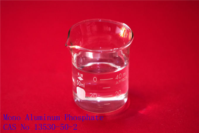 Refractory Casting Materials Monoaluminum Phosphate Water - Like Liquild
